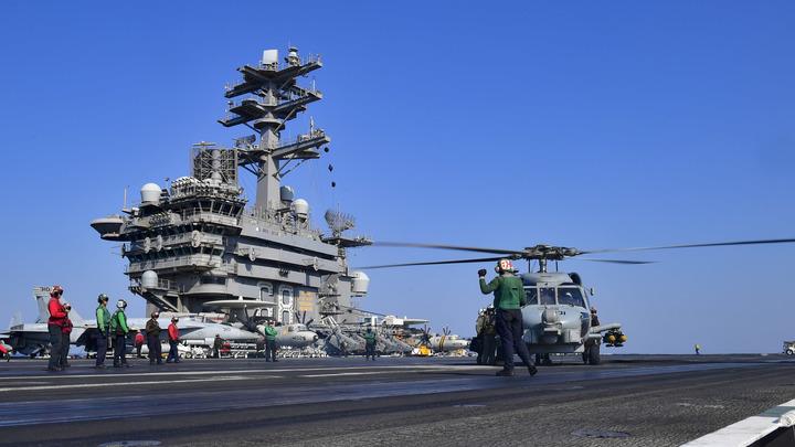 ВМС США пiднадули украинский флот. Украинцы хохочут: Путин, берегись!
