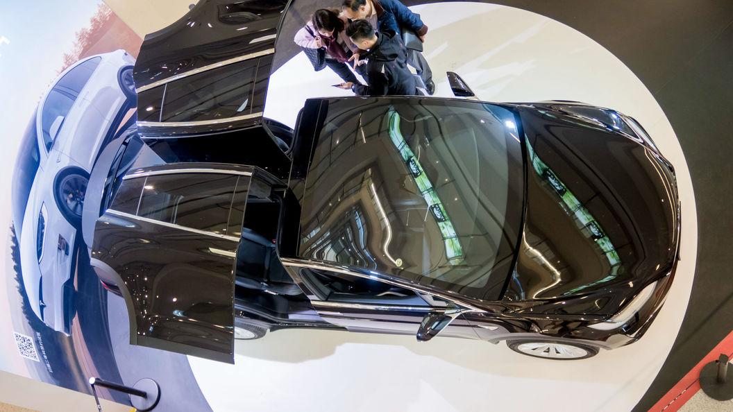В России назвали самый дешевый и самый дорогой роскошные автомобили