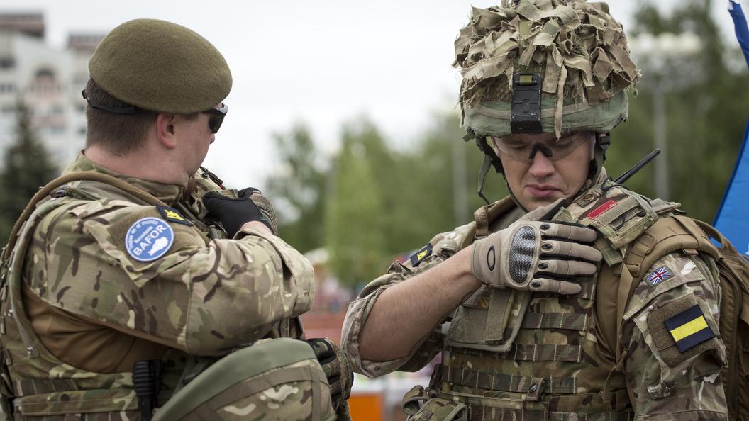 Украина лишилась остатков гордости: Солдаты НАТО устроят марш в центре Киева