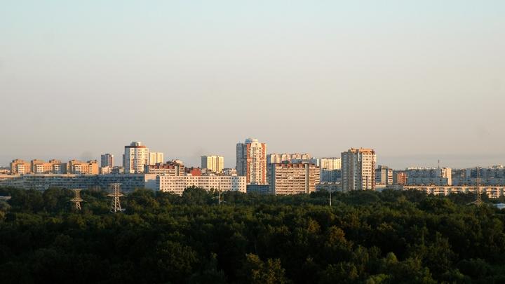 Синоптики обещают в Москве опасную погоду