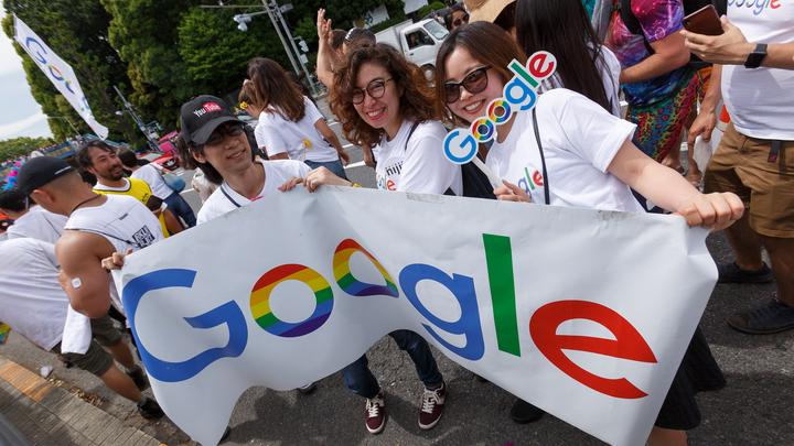 Протестующие против Пентагона сотрудники Google пошли на крайние меры