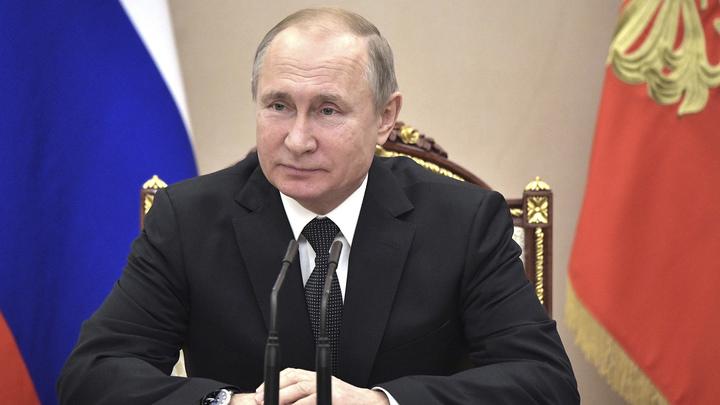 Обнаруживать на запах: Путин подсказал молодым ученым России идею для нового изобретения