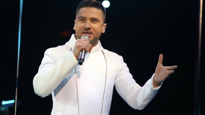 Официально: Лицом России на Евровидении-2019 станет Сергей Лазарев