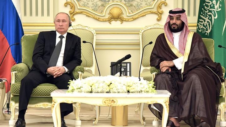 Наследный принц Саудовской Аравии угрожал Путину, звонок закончился плохо - Middle East Eye