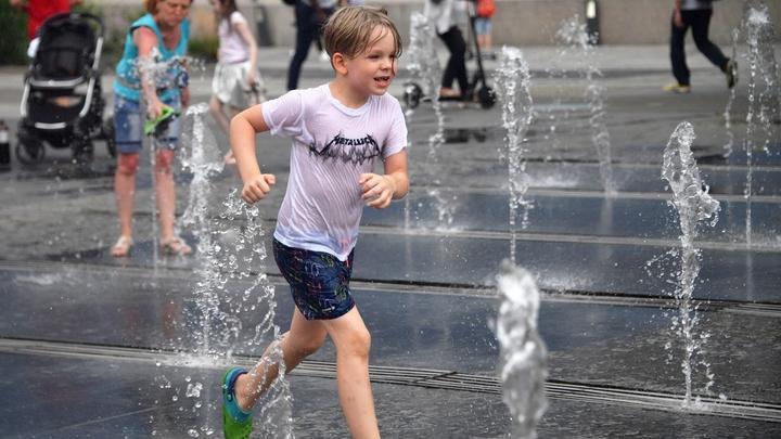 Плавиться от зноя москвичам придётся недолго: Аномальная жара вернётся на несколько дней