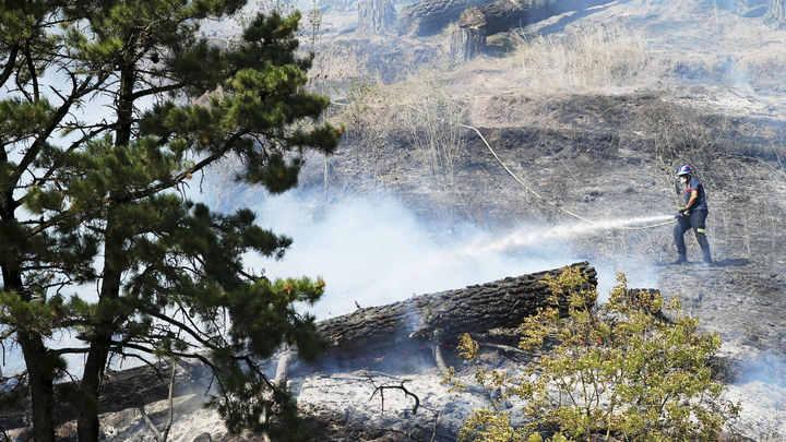 В Забайкальском крае растет количество техногенных пожаров