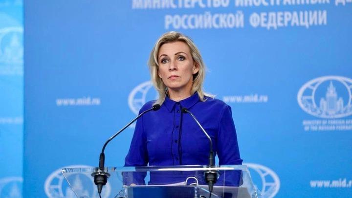 Что натворили: Захарова расставила акценты в авиаблокаде. ЕС не понравится