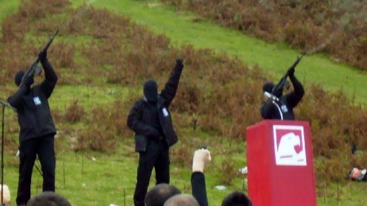 Испанские террористы публично раскаялись перед своими жертвами