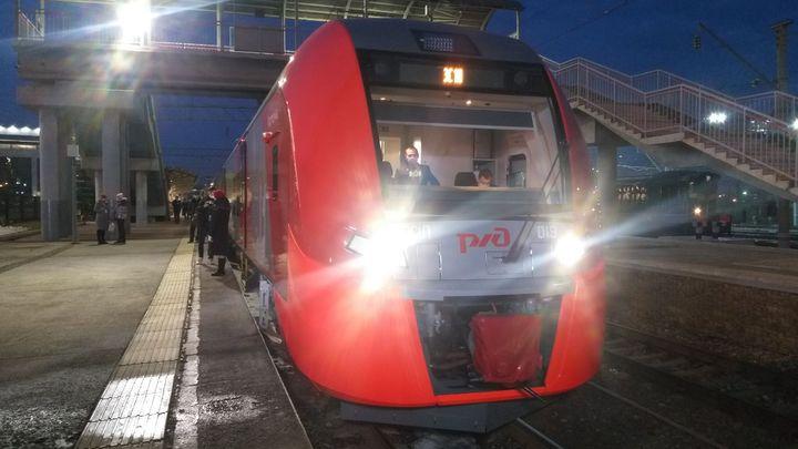 Новая челябинская электричка впечатлила первых пассажиров
