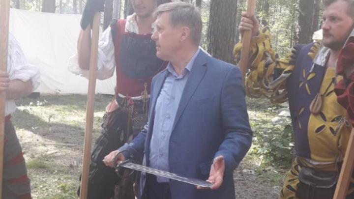«Против никакого мэра»: Новосибирцы пытаются избавиться от Анатолия Локтя