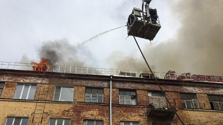 Из сгоревшей четырехэтажки в Коврове придется расселить 220 человек