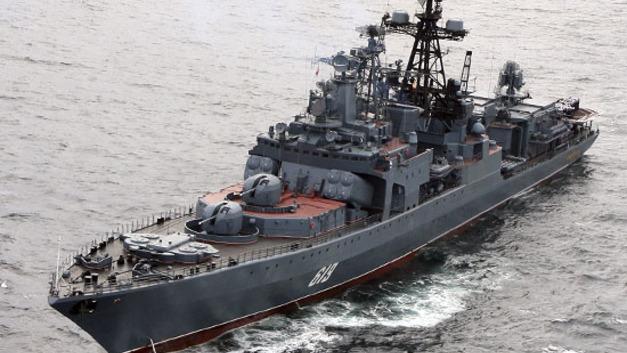 Российские военные показали в Средиземноморье, как бороться с пиратами и диверсантами