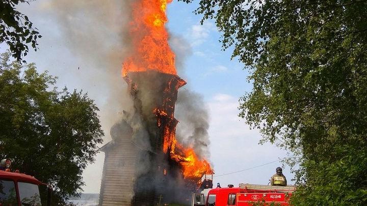 На ВЭФ дадут благотворительный концерт в пользу сгоревшей карельской церкви