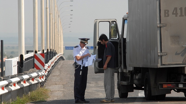 В Ростовской области офицер полиции создал ОПГ по сбору дани с дальнобойщиков