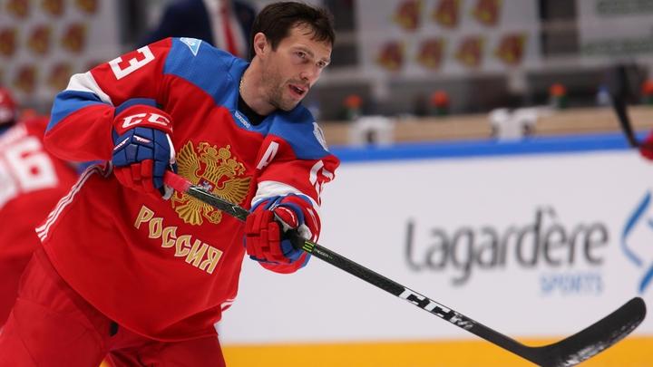 Павел Дацюк сумел поднакопить сил к чемпионату мира
