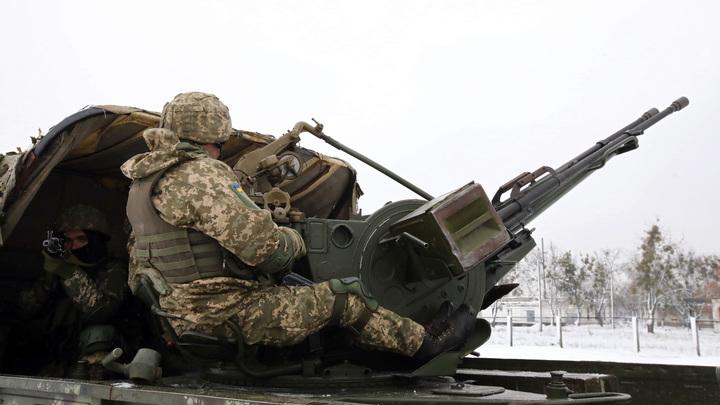 Солдат ВСУ снова убил их собственный миномёт - ДНР