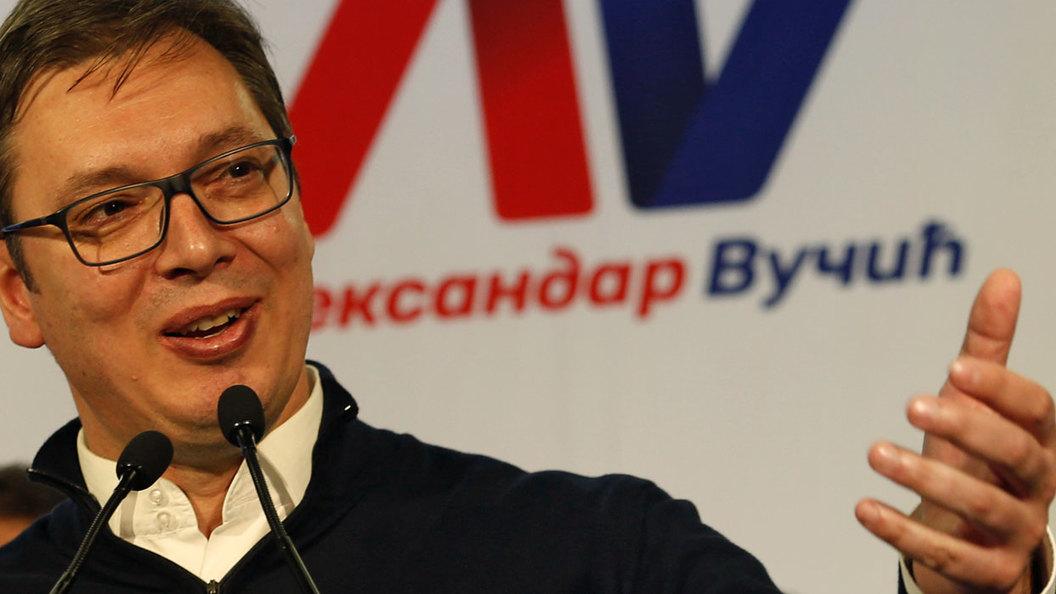 Новый президент Сербии открывает эпоху нестабильности