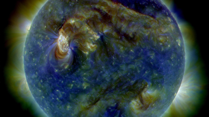 Магнитные бури в России: учёные представили свой календарь
