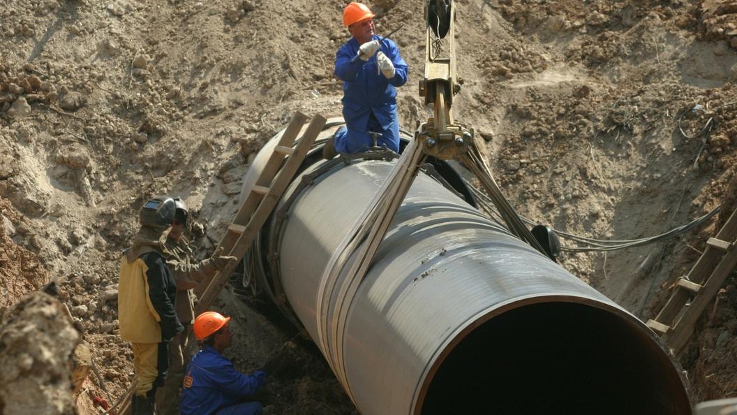 Французский инвестор Северного потока: Санкции США не остановят проект