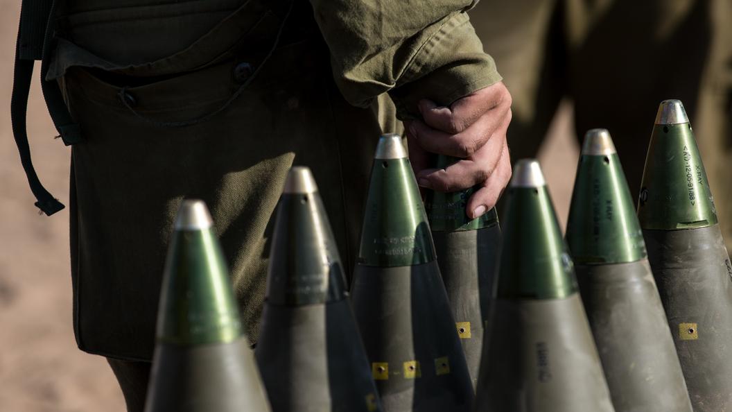 США практически в10 раз увеличили планы позакупке артиллерийских снарядов