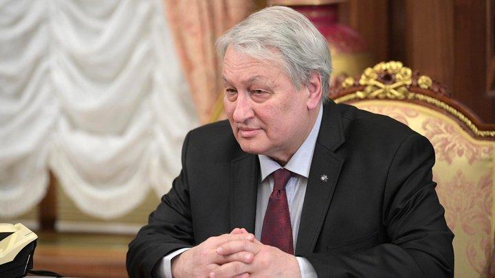 День рождения отмечает исполнительный директор общества Двуглавый орел Леонид Решетников