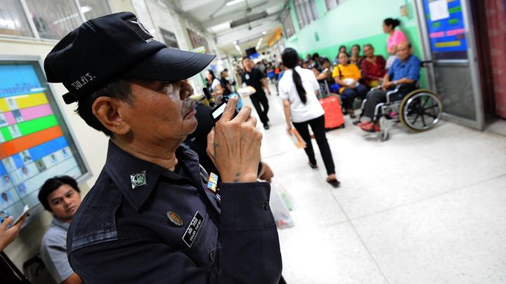 Налетчики расстреляли гражданку России в Таиланде