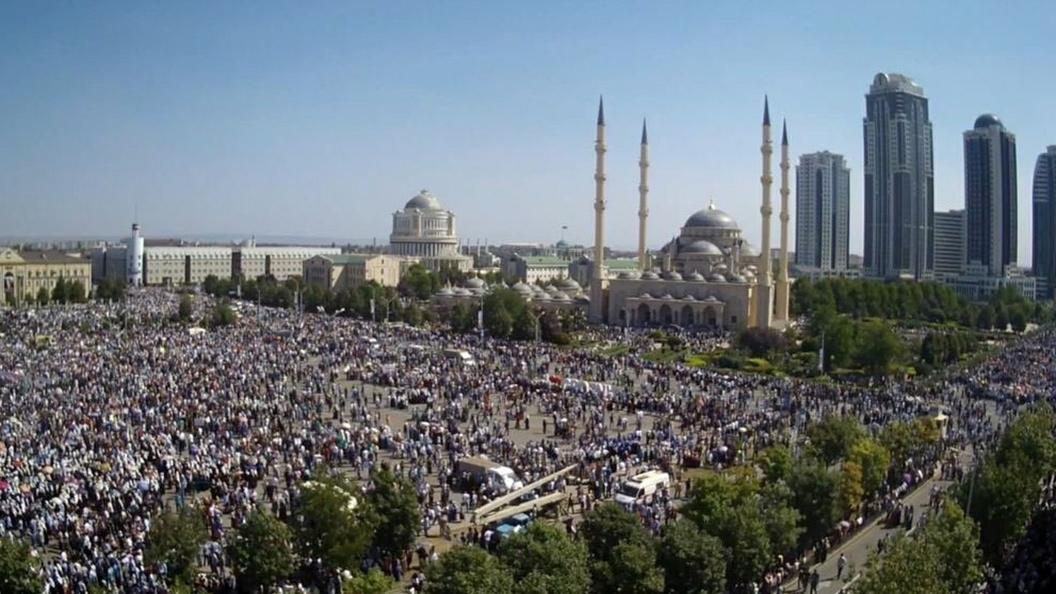 Министр Чечни по нацполитике: Митинг в Грозном был в знак солидарности с мусульманами Мьянмы