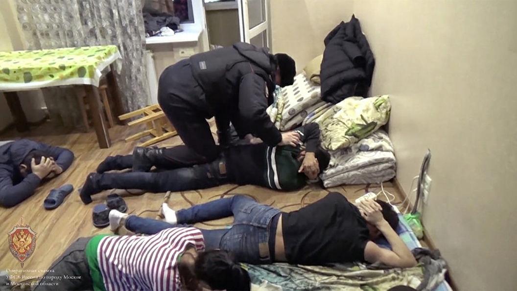 ВРФ задержали организаторов каналов незаконной миграции