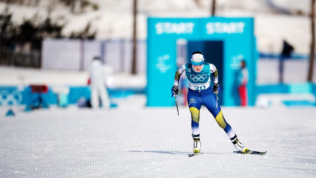 Впервый раз вистории Олимпиад лыжницы поделили медаль
