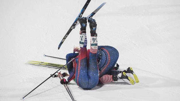 Украинская биатлонистка объяснила проигрыш команды на Олимпиаде в Пхенчхане пятой точкой