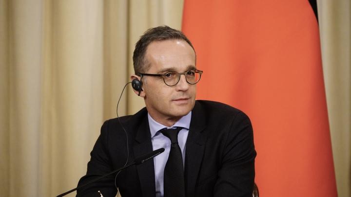 Мы отвергаем эти санкции: Глава МИД Германии напомнил Помпео о независимости Европы