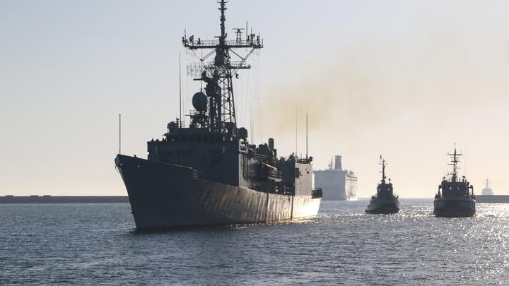 НАТО испугалось мин на Балтике? В регион прибыли спецкорабли военного блока - источник