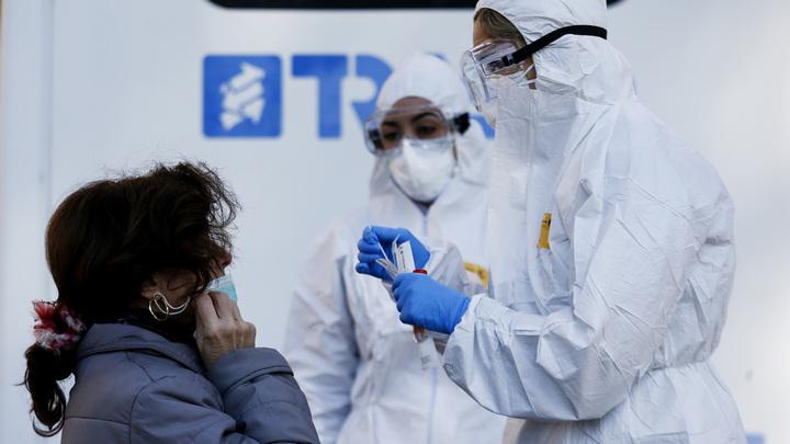 Математики не радуют итальянцев прогнозом по коронавирусу: Счёт уже может идти на миллионы