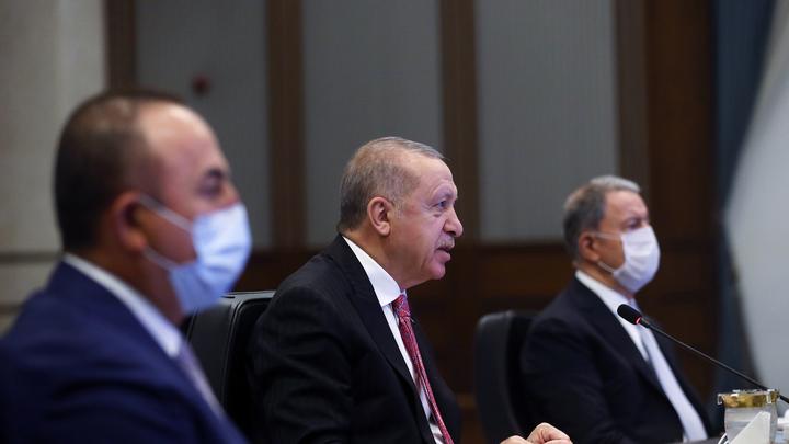 Эрдоган резко отреагировал на критику о соборе Святой Софии: Прямое нападение