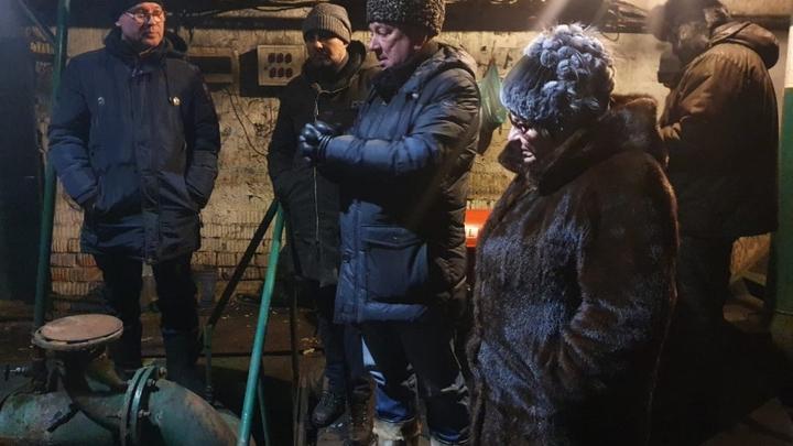 Осипов не доволен уровнем готовности Забайкальского ЖКХ к отопсезону