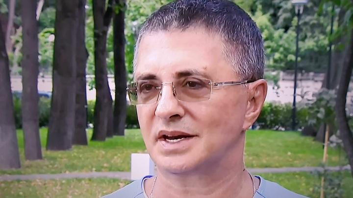 Мясников оправдал скрывшую данные о COVID-19 больницу: Так делают большинство врачей и клиник