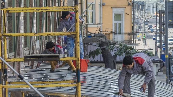 Киргизия боится возвращения своих граждан из России