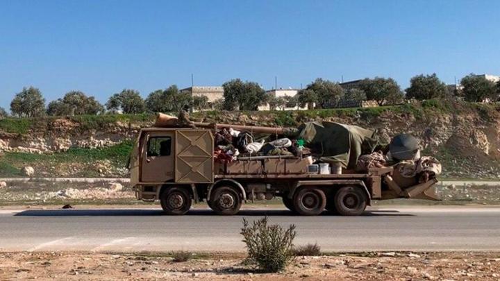 А где-то притаился Израиль: Психическая атака Анкары против Асада и Путина потерпела крах, но...