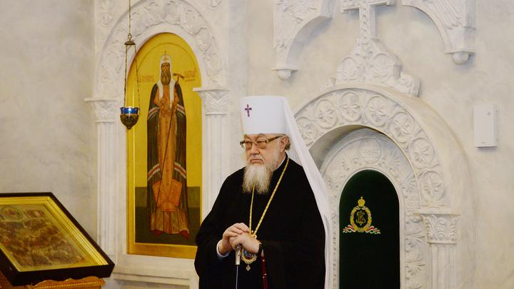 Предстоятель Польской Церкви попросил Константинополь вынести украинский вопрос на всеправославное обсуждение