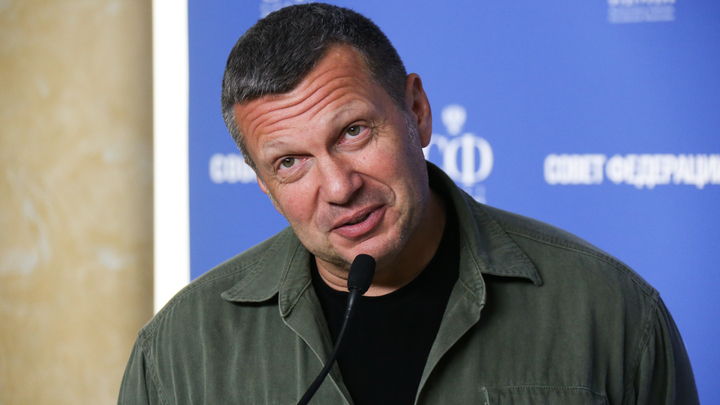 И я очень волнуюсь: Соловьёв поделился личным откровением о Навальном