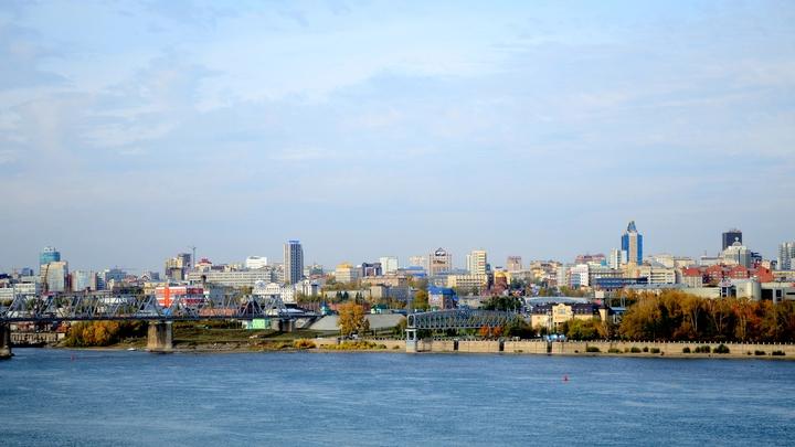 Новосибирская область попала в число регионов с самым быстрым распространением коронавируса
