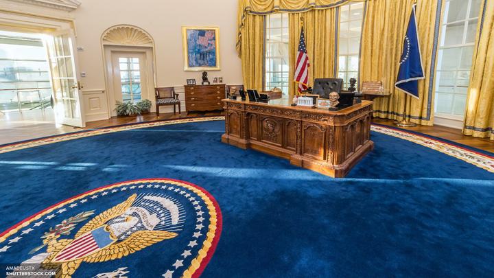 Белый дом опроверг слухи о поиске Трампом повода для ссоры с мэром Лондона