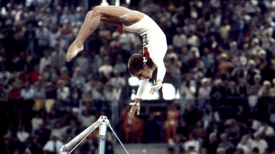 63 года назад родилась великая советская гимнастка Ольга Корбут