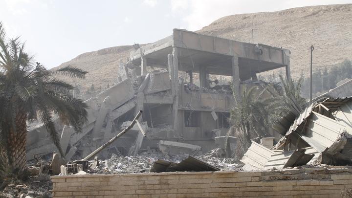 Сирийские жители подтвердили слова Путина и готовящейся провокации с химоружием