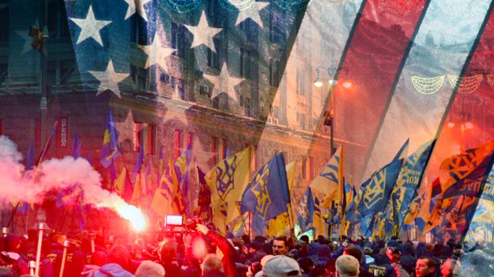 Почему США не поддержат Россию в борьбе с нацизмом?