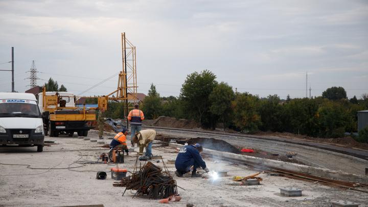 Реконструкция моста на Малиновского: стали известны новые сроки сдачи объекта