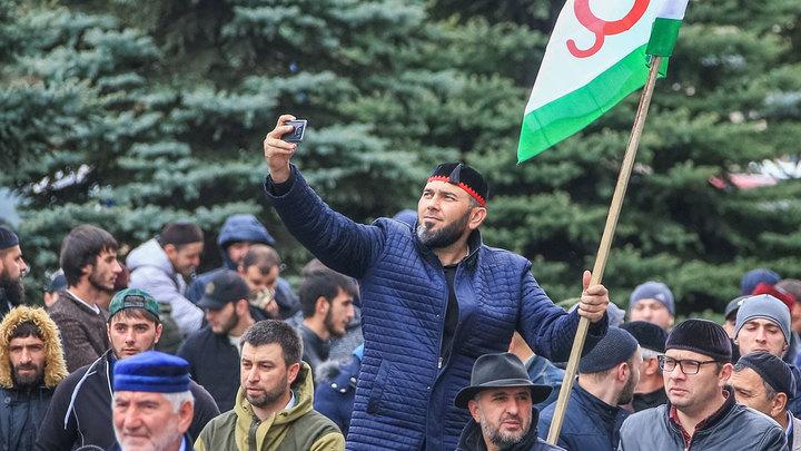 Муфтий, террорист или большевики: Кто виноват в конфликте в Ингушетии?