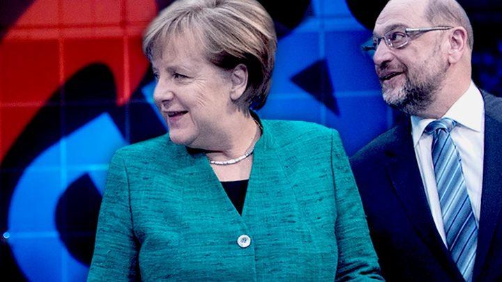 Меркель и Шульц расчищают путь к власти в ФРГ друзьям Путина