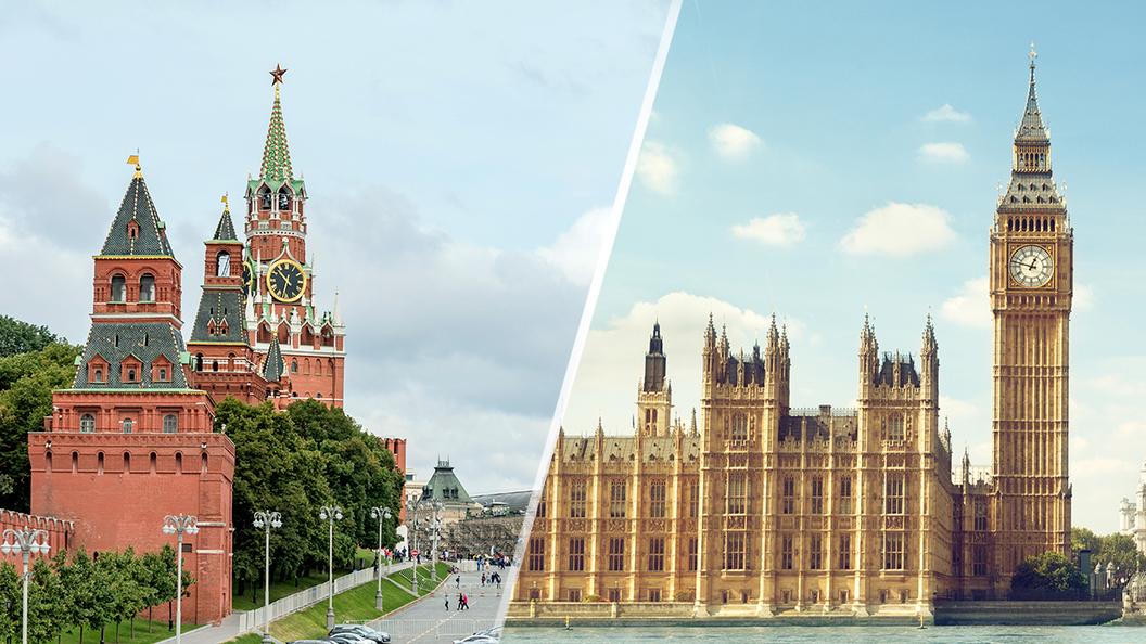 Британия хочет говорить с Россией, но жестко