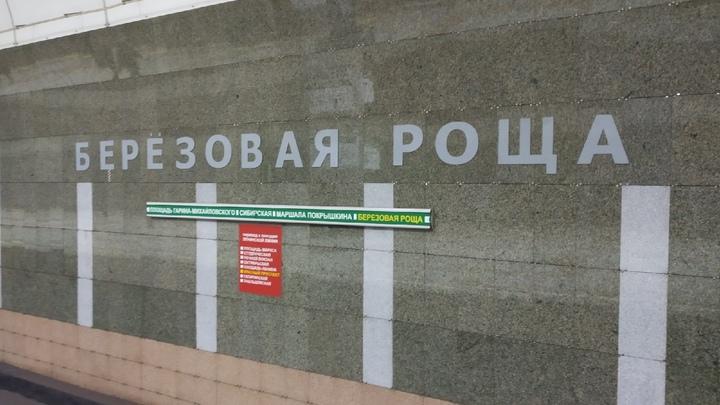 Локоть снова попросил денег у Москвы для достройки метро в Новосибирске